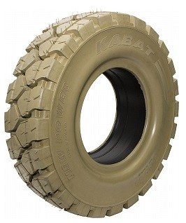 Kabat Quick Non Marking solid tyre