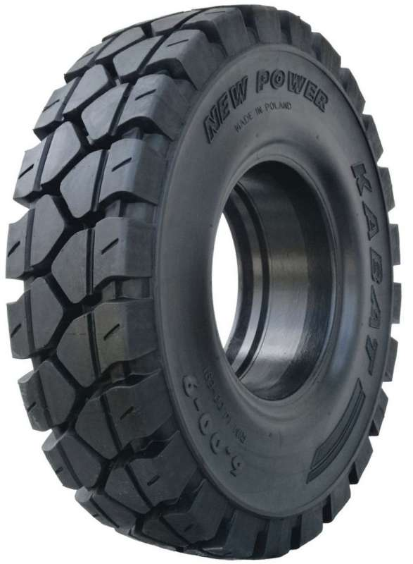 Kabat New Power Quick solid tyre